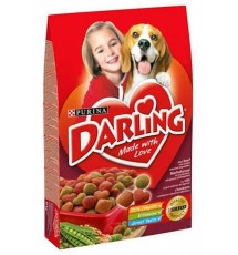 Purina Darling Dog Wołowina...