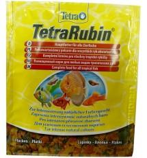 Tetra Rubin - pokarm...