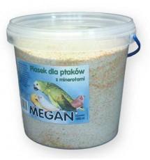 Megan Piasek dla ptaków 1L...