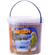 Megan Pokarm dla papug...