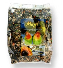 Megan Megi Pokarm dla...