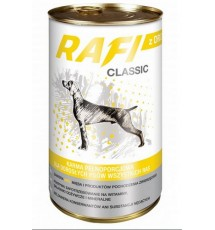 Rafi Pies Classic Drób w...