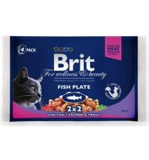 Brit Premium Cat Adult Fish...