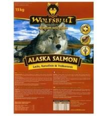 Wolfsblut Dog Alaska Salmon...