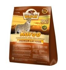 Wildcat Karoo - królik i...