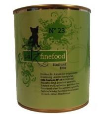 Catz Finefood N.23 Wołowina...