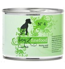 Dogz Finefood N.04 Kurczak...