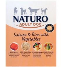 Naturo Adult Łosoś z ryżem...