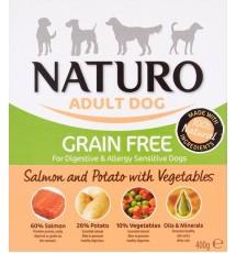 Naturo Grain Free Łosoś,...