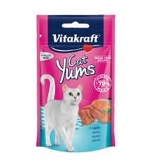 Vitakraft Cat Yums łosoś...