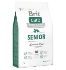 Brit Care New Senior Lamb &...