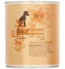 Dogz Finefood N.08 Indyk i...