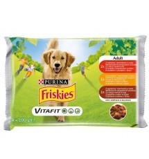 Friskies Dog Adult saszetki...