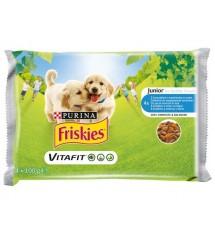 Friskies Dog Junior Kurczak...