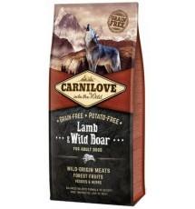 Carnilove Dog Lamb & Wild...