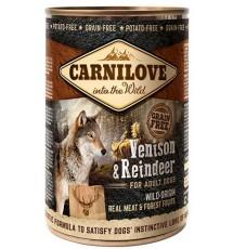 Carnilove Dog Wild Meat...