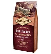 Carnilove Cat Duck & Turkey...