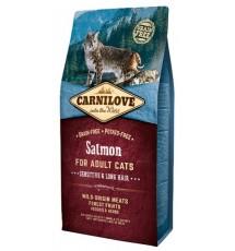 Carnilove Cat Salmon...