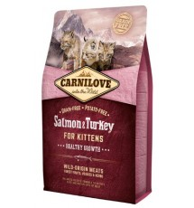 Carnilove Cat Salmon &...