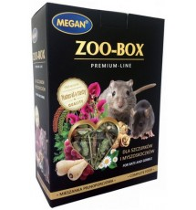 Megan Zoo-Box dla szczura i...