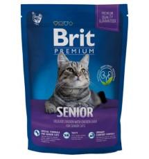 Brit Premium Cat New Senior...