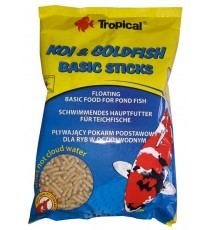 Tropical Koi & Goldfish...