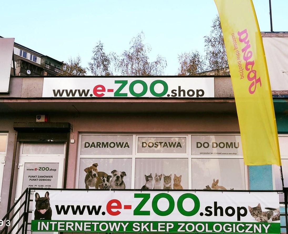 internetowy sklep zoologiczny Pruszków